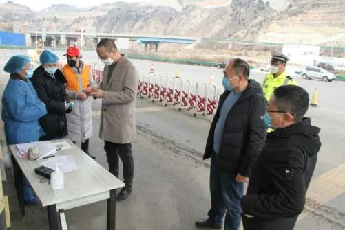汾西县心理援助志愿者在疫情期间开展义务心理援助服务活动